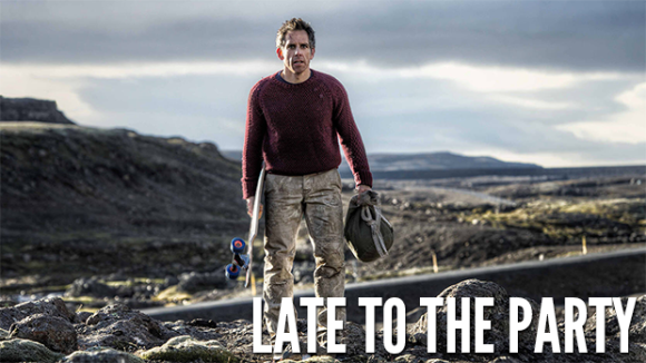 Late to the Party: The Secret Life of Walter Mitty