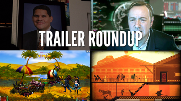 Trailer Roundup: Nintendo, Call of Duty, H1Z1, and More