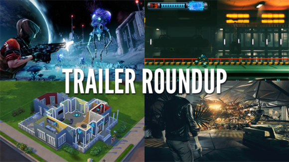 Trailer Roundup: Borderlands, The Sims 4, Mighty No. 9, and More