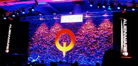 QuakeCon 2014 Stage