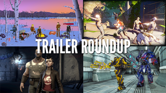 Trailer Roundup: Gods Will Be Watching, Dreamfall Chapters, and More
