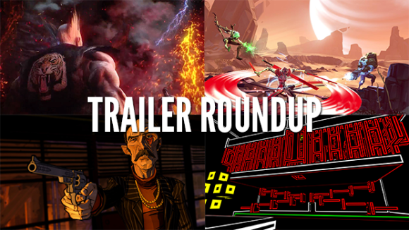 Trailer Roundup: Tekken 7, Battleborn, and More