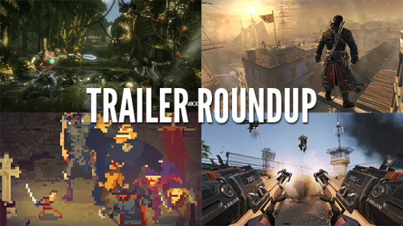 Trailer Roundup: Mortal Kombat X, Assassin's Creed Rogue, and More