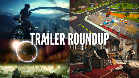 Trailer Roundup: Final Fantasy XV, Silent Hills, and More