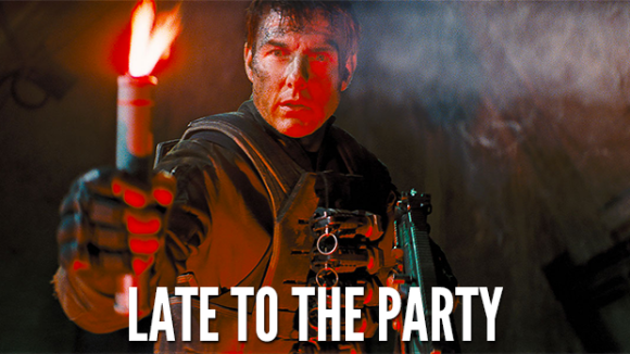 Late to the Party: Edge of Tomorrow