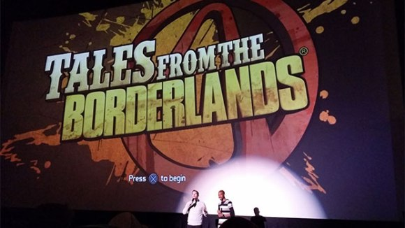 Tales from the Borderlands event