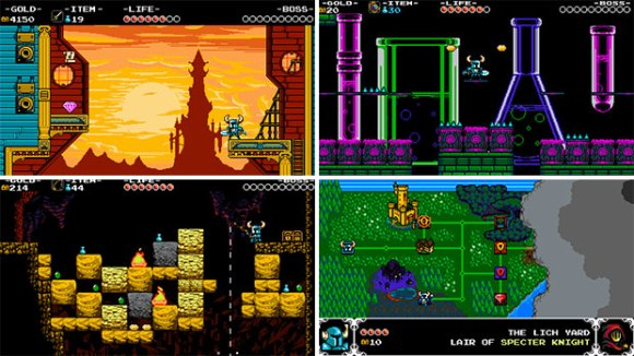 The Year in Review: #3 Shovel Knight