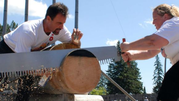 Lumberjack World Championships