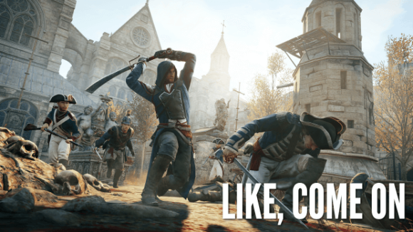 Revisitation Hours: Assassin's Creed Unity