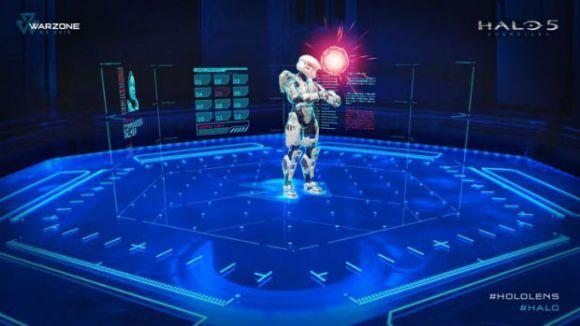 Halo 5: Guardians HoloLens